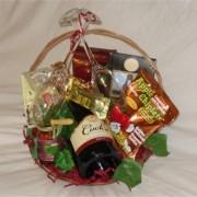 Sparkling Home Gourmet Gift Basket