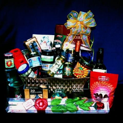 Supreme Appreciation Gourmet Gift Basket