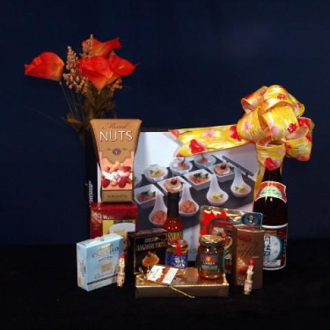 Tapas Gourmet Gift Basket