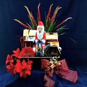 Taste of Christmas Gourmet Gift Basket
