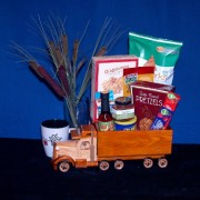 The Old Truck Gourmet Gift Basket