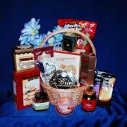 Variety Gourmet Gift Basket